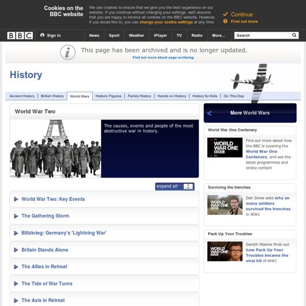 History: World War Two