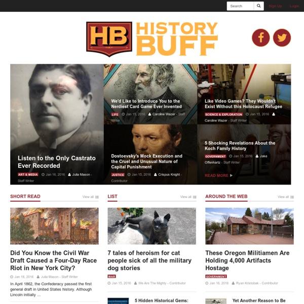 HistoryBuff.com