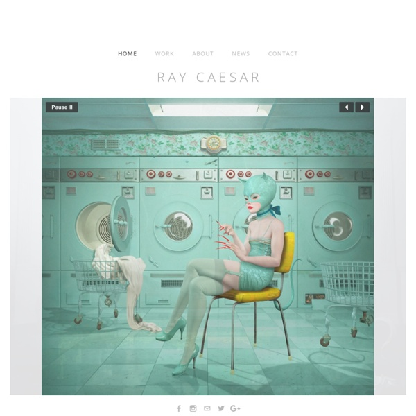 Ray Caesar - Home Page