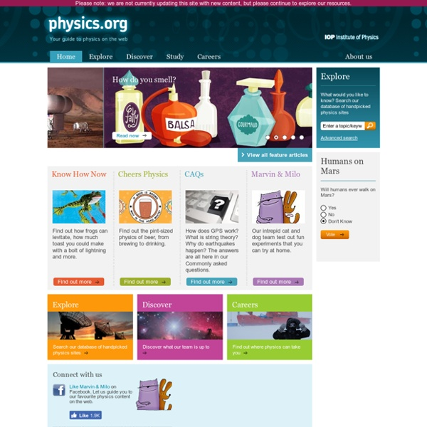 Physics.org