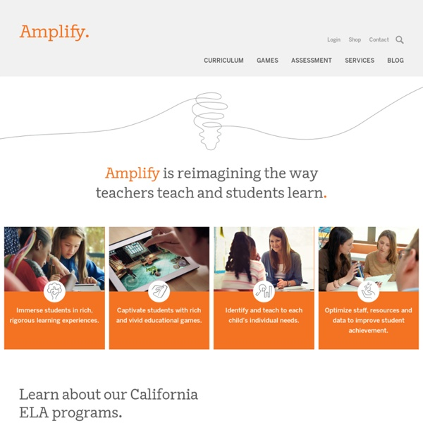 Welcome to Amplify.com - A smarter way to share