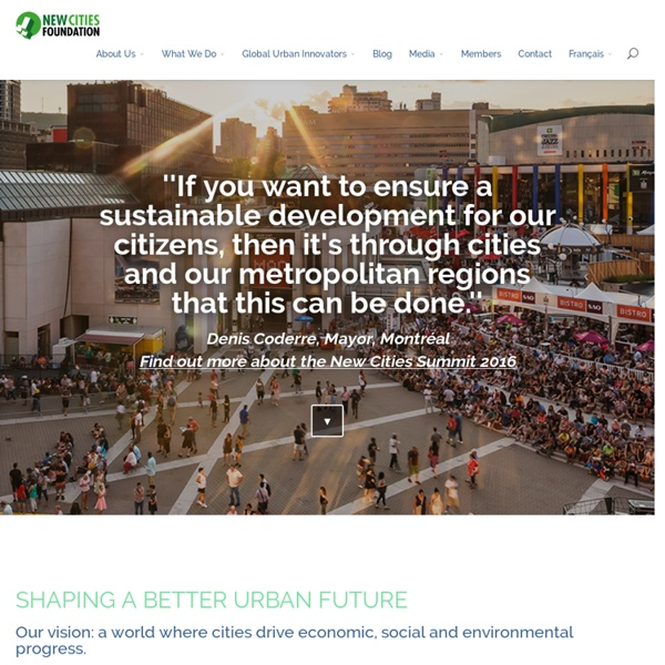 New Cities Foundation