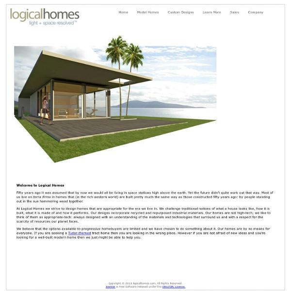Logical Homes