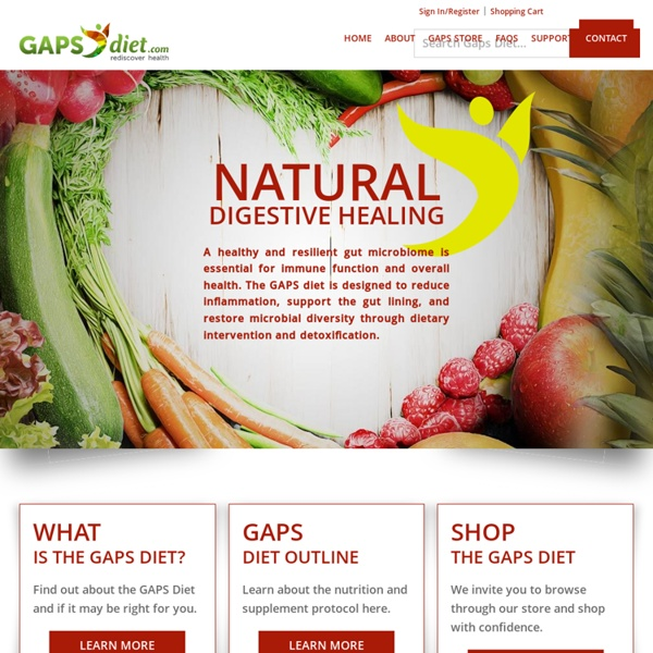 GAPS home page