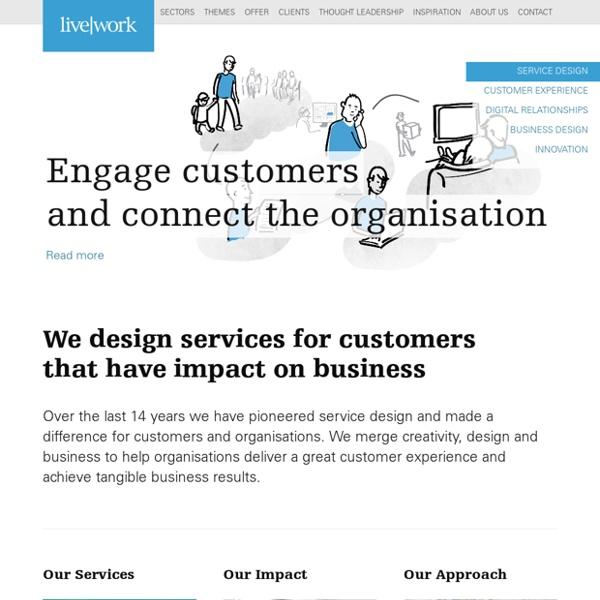 Work - a service design and service innovation company