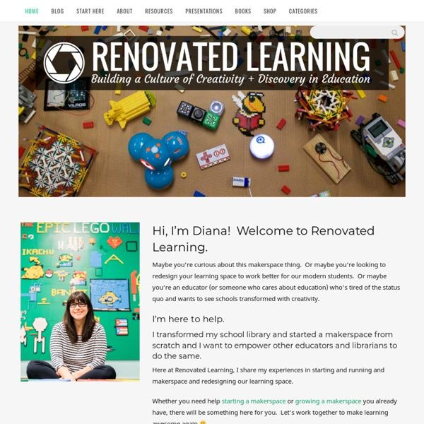 Building a culture of creativity and discovery in education