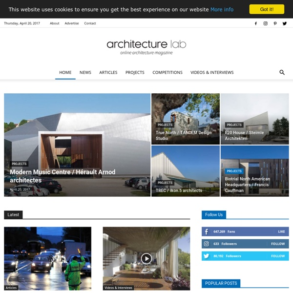 ARCHITECTURE LAB