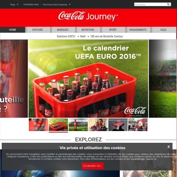Coca- Cola France: Activité, engagements, boissons Coca-Cola France