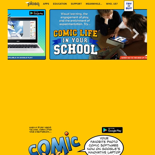 Home of Comic Life