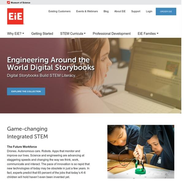 Engineering is Elementary®