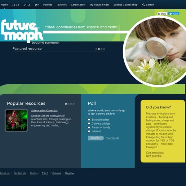 Future Morph: become someone