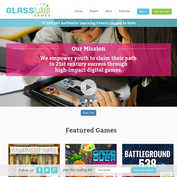 GlassLab Games