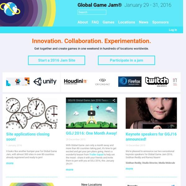 Global Game Jam®