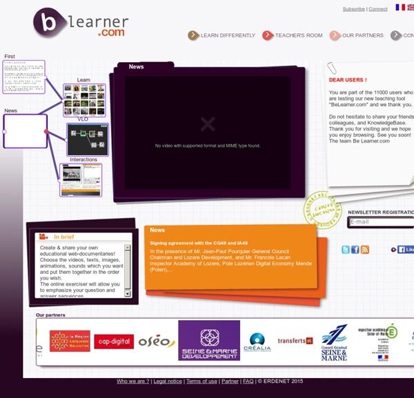 Home - http://www.belearner.com