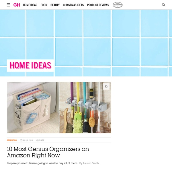 Home Decor - Home Care and Organizing