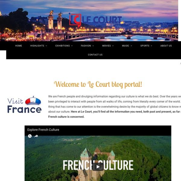 Le-court.com, le portail du court metrage français : Accueil