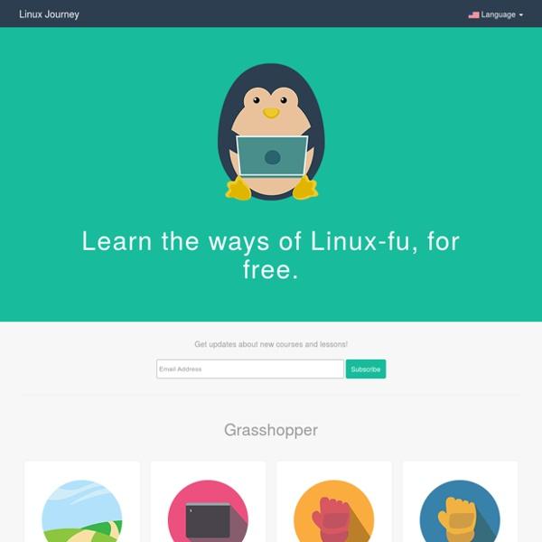 Linux Journey