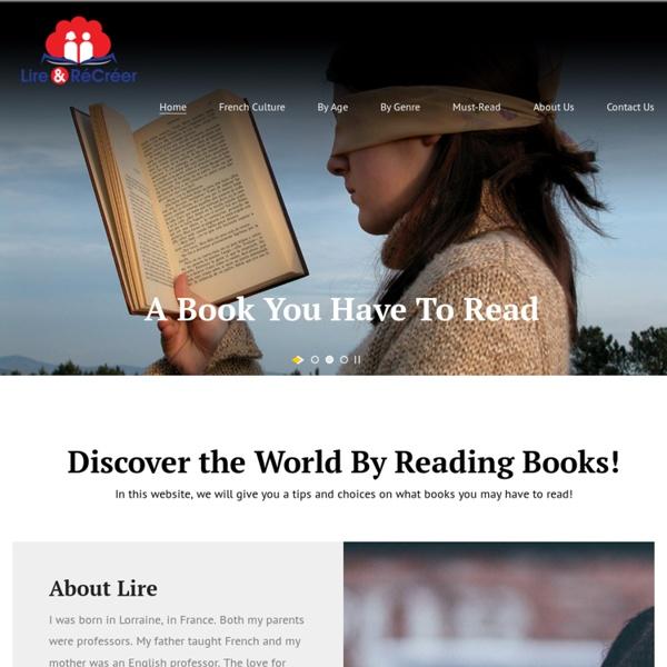 Lire & RéCréer - site de lecture pour les enfants et leurs parents - histoires courtes - contes et légendes - comptines - poésies - fables - coloriages