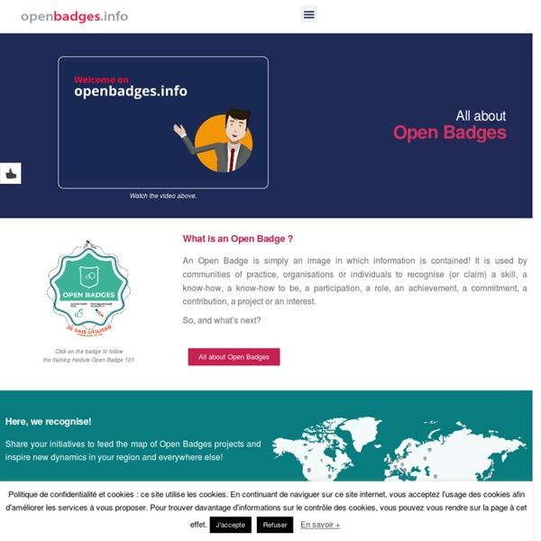 Open Badge : outil de reconnaissance – Découvrir et comprendre le potentiel et les usages des Badges Numériques Ouverts