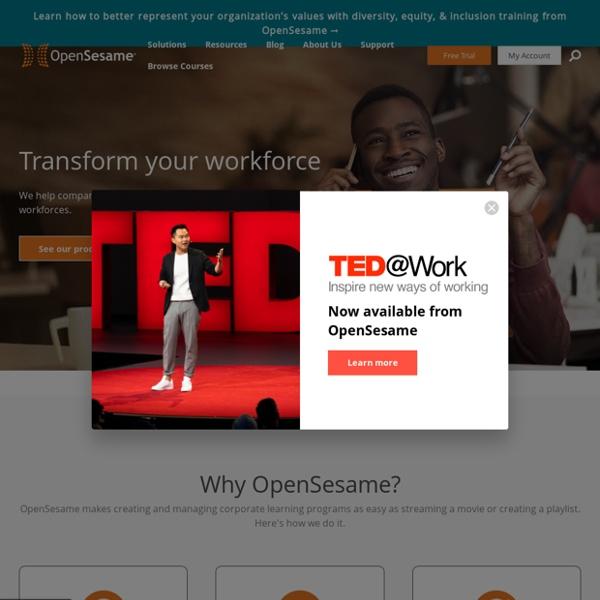 OpenSesame LMS