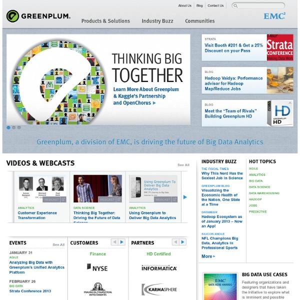 Greenplum (EMC)