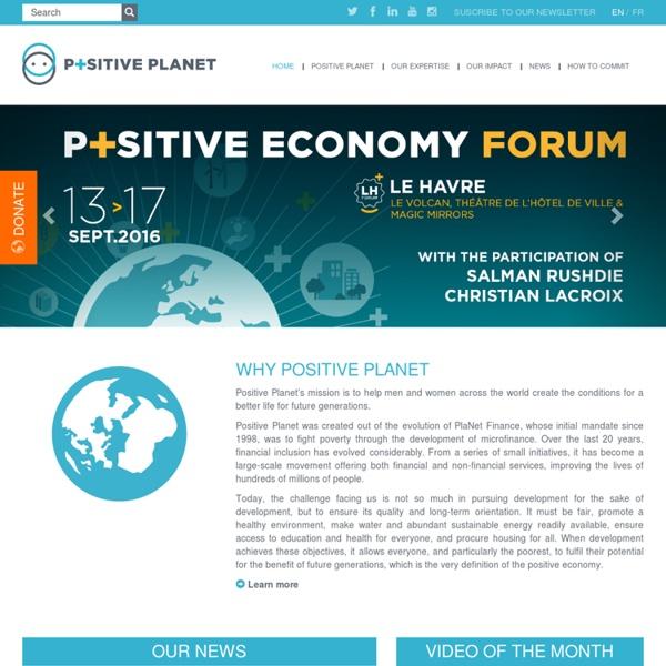 PlaNet Finance, l'expert en microfinance