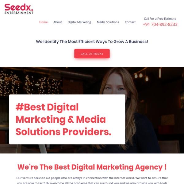 Home - Seedx Entertainment