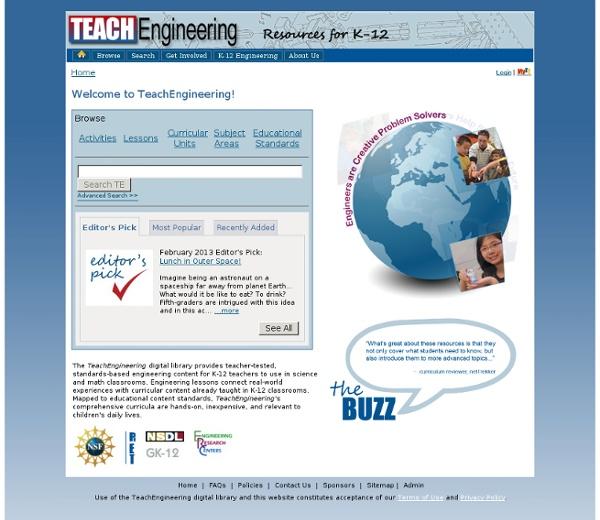 Home - www.TeachEngineering.org