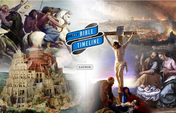 The Biblical Timeline