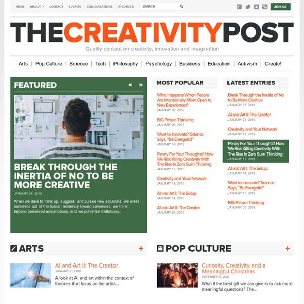 The Creativity Post