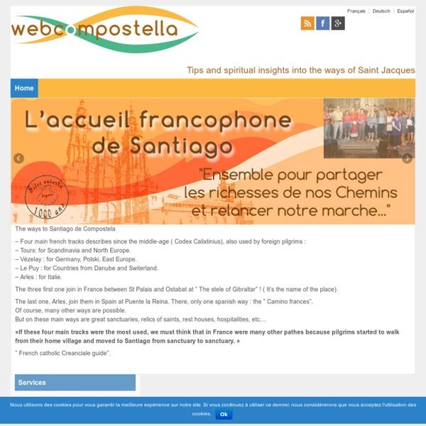 Home - Webcompostella