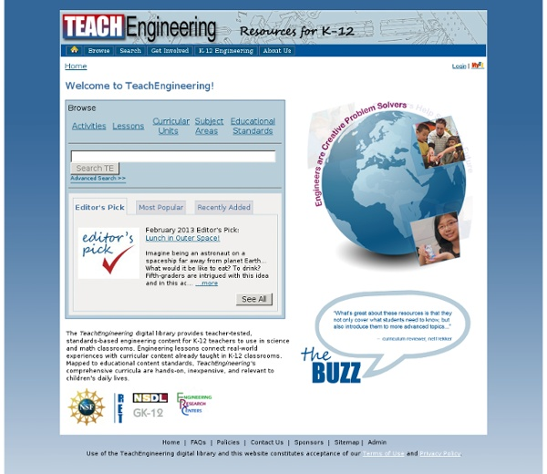 Home - www.TeachEngineering.org