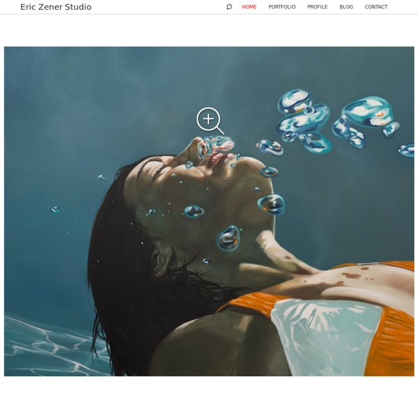 Eric Zener - Paintings - Galleries