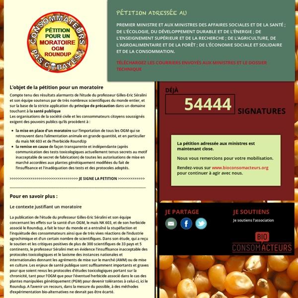 Moratoire OGM