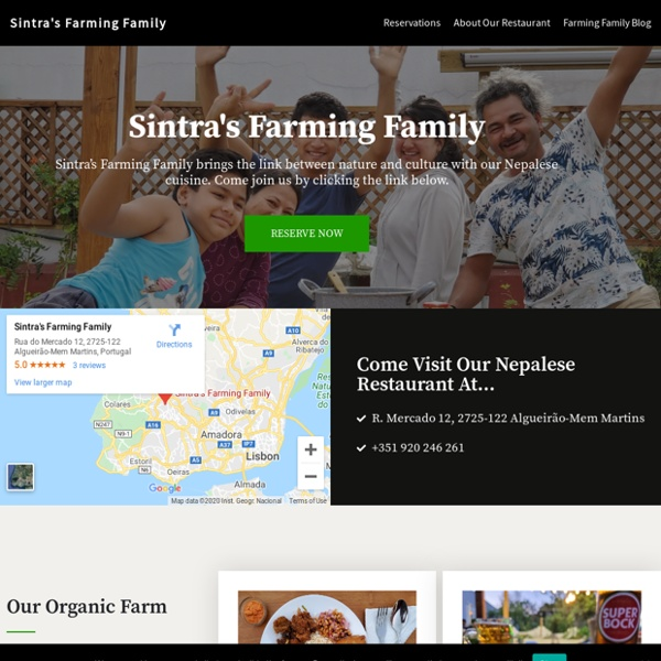Sintra's Farming Family