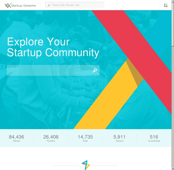 Startup Genome