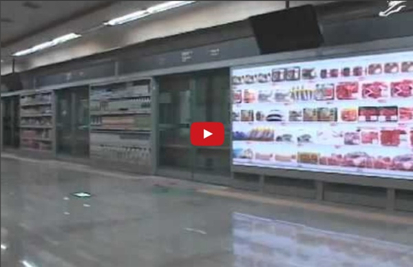 Tesco: Homeplus Subway Virtual Store (Movie)