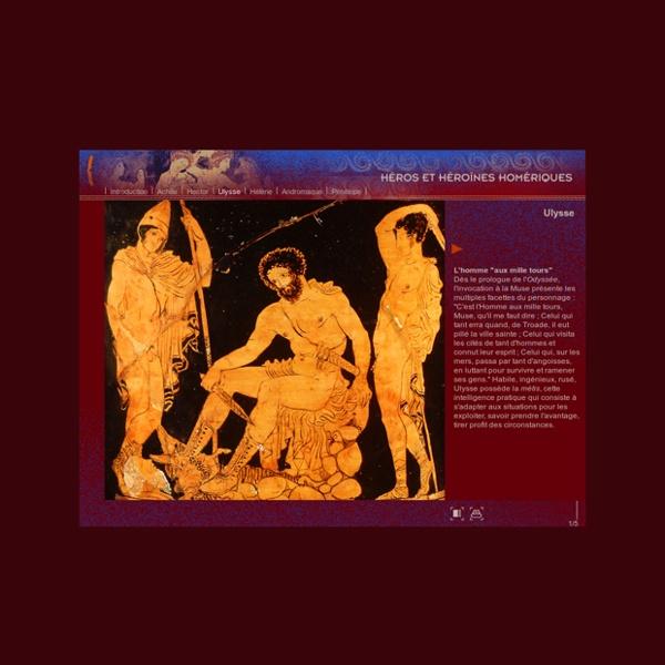 Homère, Iliade, Odyssée, Ulysse, Troie