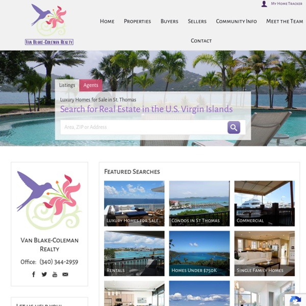 Homes for Sale in St Thomas