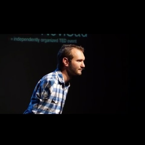 Overcoming hopelessness - Nick Vujicic at TEDxNoviSad