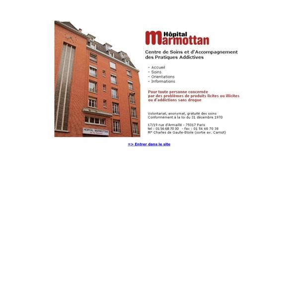 Hôpital MARMOTTAN