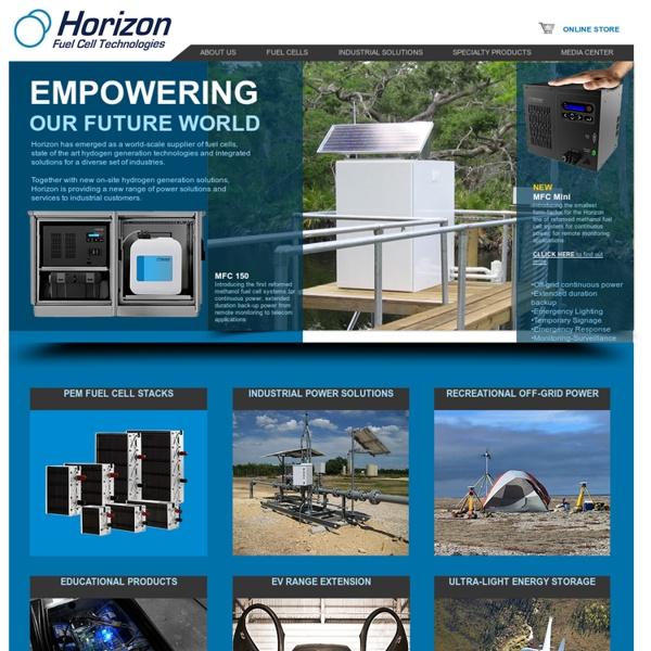 Hobby RC - Horizon Fuel Cell Technologies