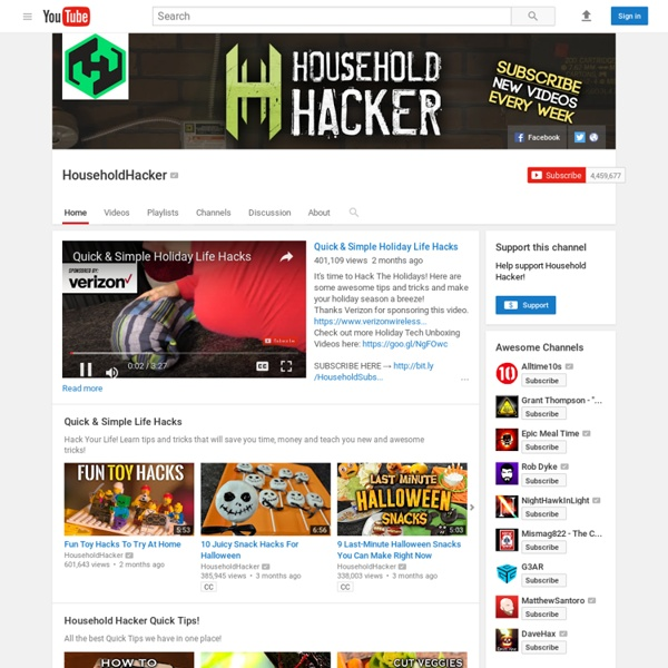 HOUSEHOLD HACKER