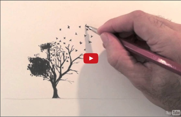 How to Draw a Surreal Idea