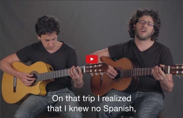 Oh, how hard it is to speak Spanish!