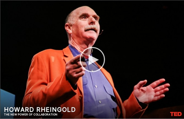 Howard Rheingold: The new power of collaboration