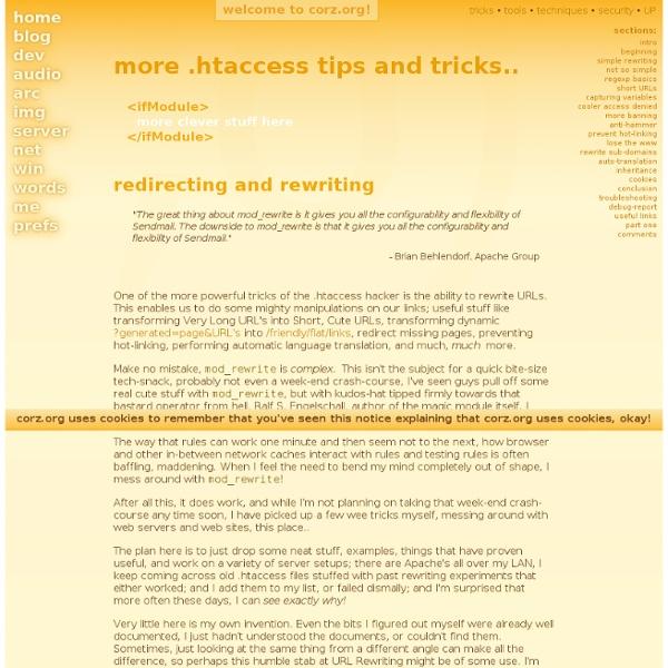 Prevent Hotlinking
