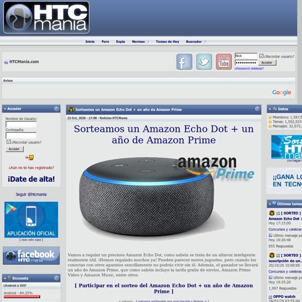 HTCmania. smartphones y tablets