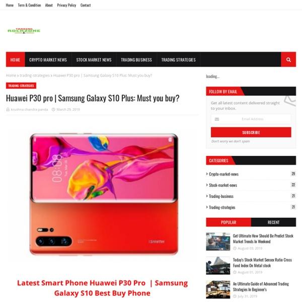 Samsung Galaxy S10 Plus: Must you buy?