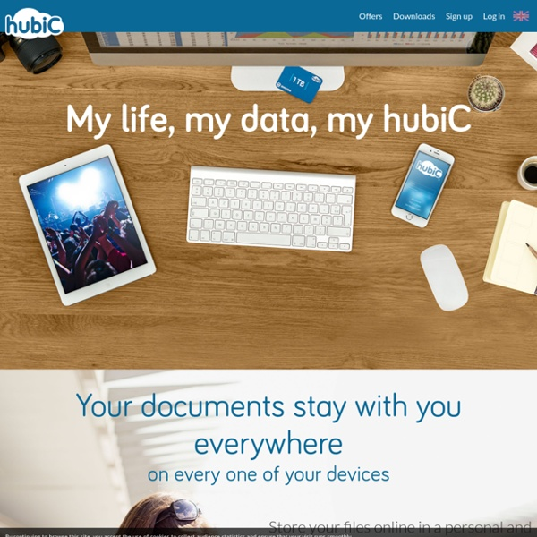 HubiC: Online storage for all your files